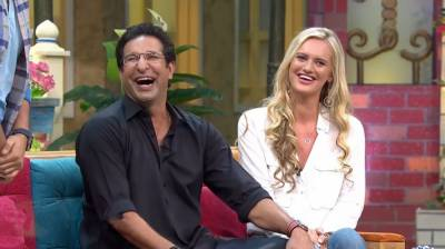 In a big surprise, Wasim Akram to make his acting debut opposite leading actress