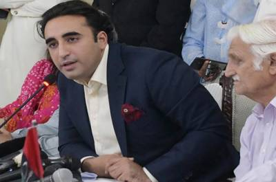 In a surprise, PPP Chairman Bilawal Bhutto Zardari takes a big U - Turn
