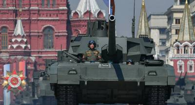 India may buy state of the art advanced ARMATA tanks from Russia