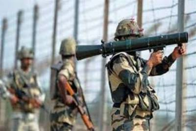 Indian Army Officer killed in an encounter in Occupied Kashmir