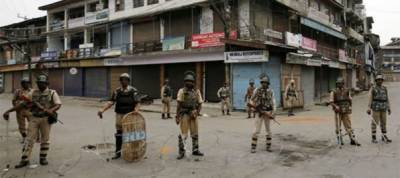 Indian Military siege of Occupied Kashmir enters 81st consecutive day