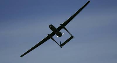 Israeli Defence Forces Drone down in neighbouring country