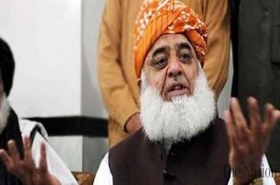 JUI - F Chief Fazalur Rahman plays dirty over Azadi March dates