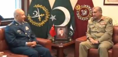 Pakistan and China 'Iron brothers' to enhance defence partnership