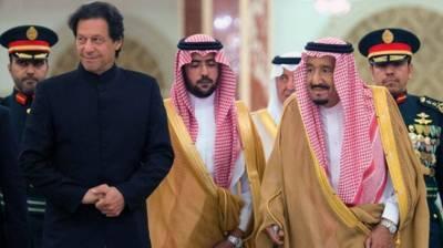 Saudi Arabia's king Salman breaks silence over Pakistan PM Imran Khan's regional peace mission