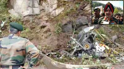 Top Indian Army General narrowly escapes death clutches