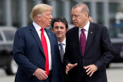 US President Donald Trump makes a surprise announcement over Turkey: Report