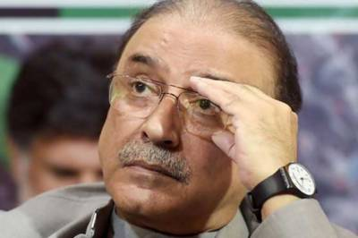 Following Nawaz Sharif, Asif Zardari's platelets count also drastically drop