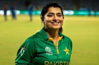 Leading Pakistani cricketer Sana Mir honoured with 2019 Asia Society Game Changer Award