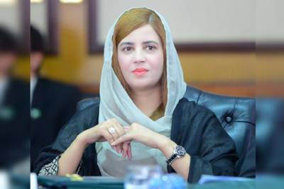 Minister of State Zartaj Gul rejects Fake News attributed to her