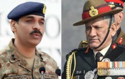 Pakistan Military DG ISPR roasts Indian Army Chief General Bipin Rawat