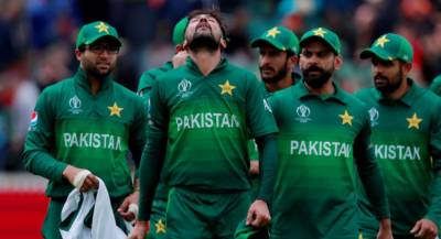 Pakistani cricket players face blow worth millions of dollars