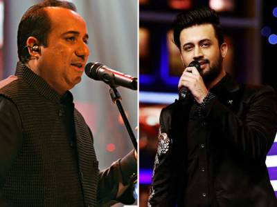 Pakistani legendry singers Atif Aslam and Rahat Fateh Ali Khan to enthral audience in Riyadh Concert