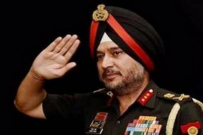 A Conspiracy or a technical snag? INDIAN Army top Sikh General witness a Miracle escape?
