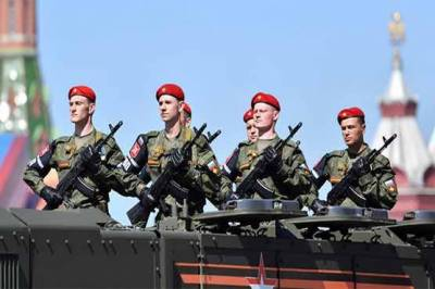 At least 8 Russian soldiers killed near the borders