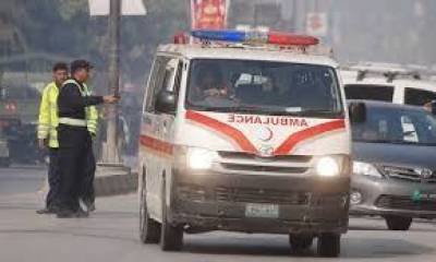 Blast in Khyber Pakhtunkhwa targeting police vehicle