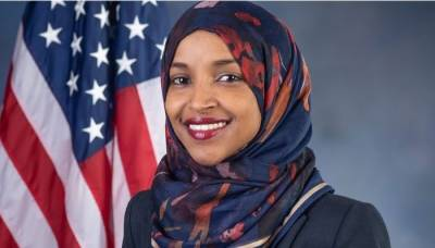Frustrated India abuses US Muslim Congresswoman IIhan Omar for exposing their journalist lies on IOK