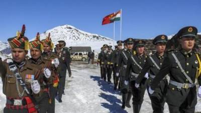 Indian and Chinese Military Commanders meet in Ladakh