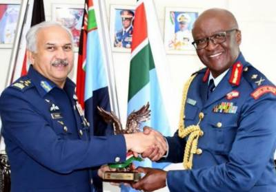 Kenyan Air Force express interest to enhance bilateral defence ties with Pakistan