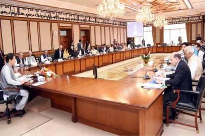 Federal cabinet meets in Islamabad with 13 points agenda