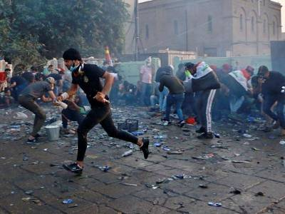 Over 20 killed and 865 injured in Iraq's Karbala by security forces fire