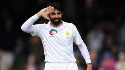 Pakistan head coach Misbahul Haq may face ban