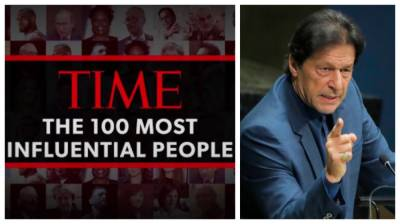 Pakistan PM Imran Khan named among 'Time' 100 Most Influential people of the World in 2019
