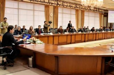 Several important decisions taken in federal cabinet meeting in Islamabad