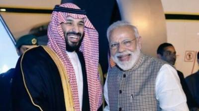 To offset Pakistan's influence, Indian PM Narendra Modi seek strategic partnership with Saudi Arabia