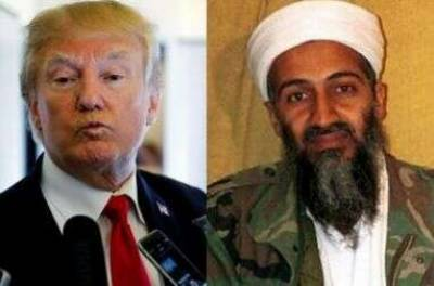 US President Donald Trump calls Al Qaeda Chief Osama Bin Laden and his Son Hamza as handsome men