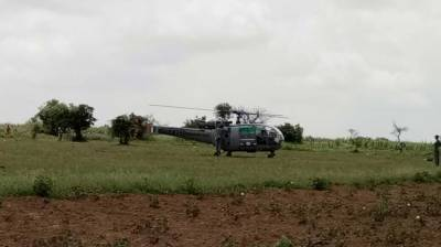 Yet another Indian Air Force Helicopter makes emergency landing: Report