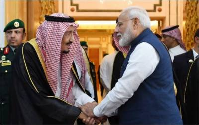 India and Saudi Arabia ink over dozen agreements including defence sector