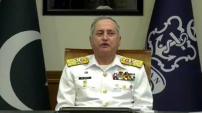 Pakistan Navy Chief sends stern message to enemy