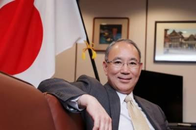 Pakistan on Japan's top 10 list: Japanese Ambassador