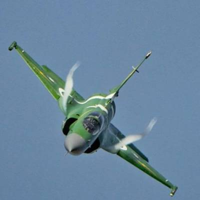 Pakistan's JF - 17 Thunder Jet achieves yet another milestone in air warfare