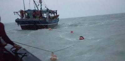 After Kyaar, Cyclonic storm 'Maha' reported in the Arabian Sea