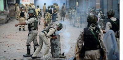 Indian troops martyred 10 Kashmiris in acts of state terrorism