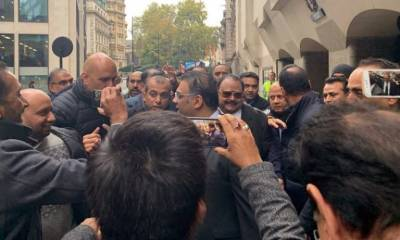 London Court announces verdict in MQM founder Chief Altaf Hussain bail plea