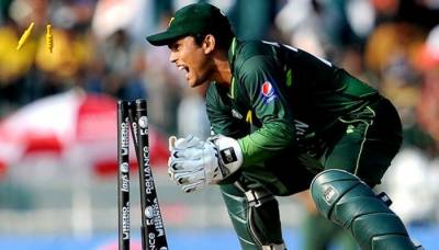 Pakistan's Kamran Akmal makes history in the World of Cricket