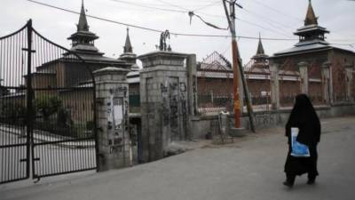Blast, Anti Modi Posters, Anti Indian Army slogans erupt in Occupied Kashmir