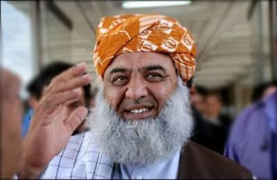 In a big embarassment, 'Go Nawaz Go' slogans chanted in JUI - F Azadi March
