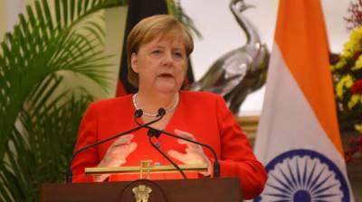 In a blow to India, German Chancellor Angela Merkel raises serious concerns over Occupied Kashmir lockdown
