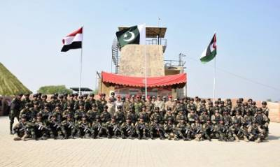 In a first, Pakistan Army holds joint military drills on its soil with two key Islamic Militaries