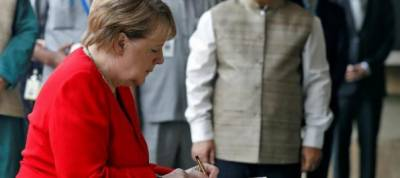 In an unexpected move, Germany's Angela Merkel grills India over Occupied Kashmir lockdown
