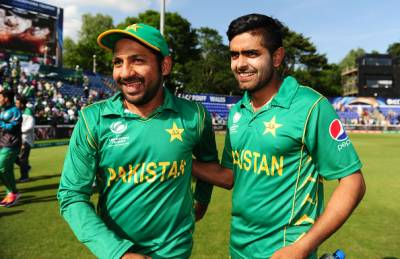 Pakistani Skipper Babar Azam breaks silence over Sarfraz Ahmed ahead of match against Australia