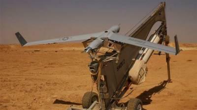 US Military spy drone shot down