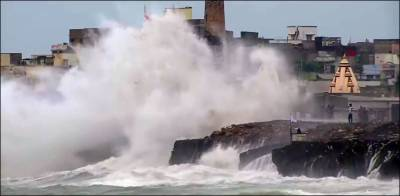 Arabian Sea Cyclone: Pakistan Meteorological Department issues alert