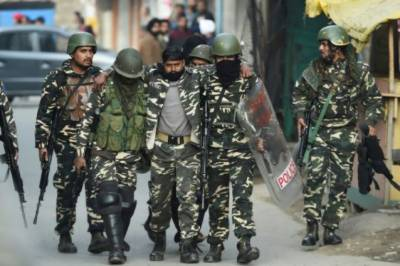 Bomb blast in Occupied Kashmir, casualties reported