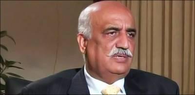 Former Opposition leader Khursheed Shah faces yet another setback