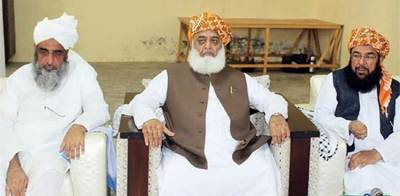 JUI F Chief Fazalur Rehman mulls yet another important action